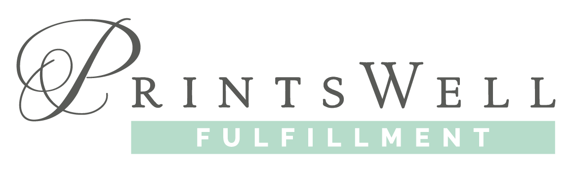 PrintsWell Fulfillment Logo
